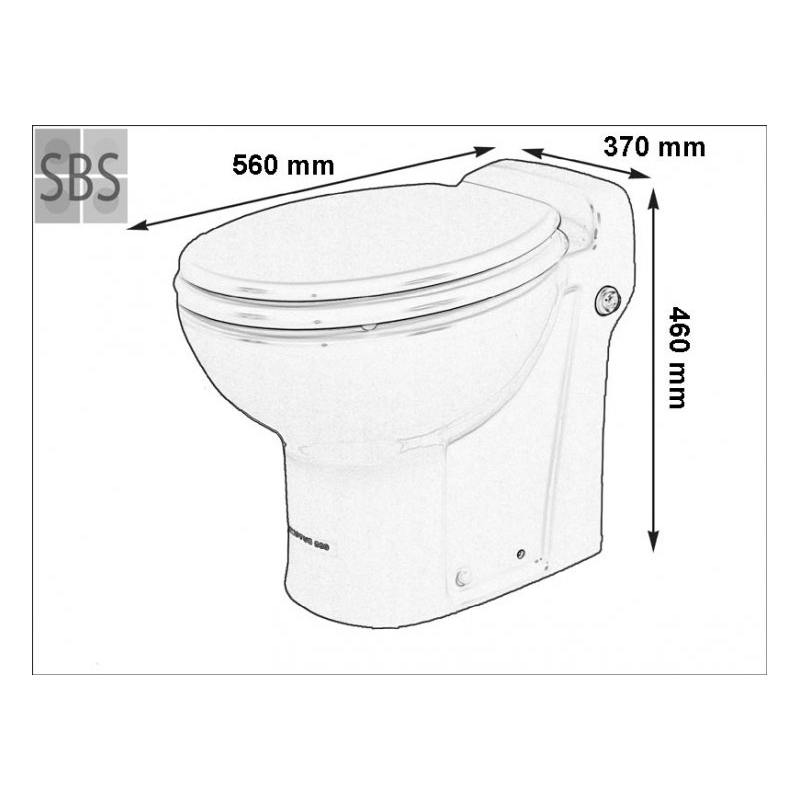 Broyeur wc eco compact - Wc broyeur compact ...